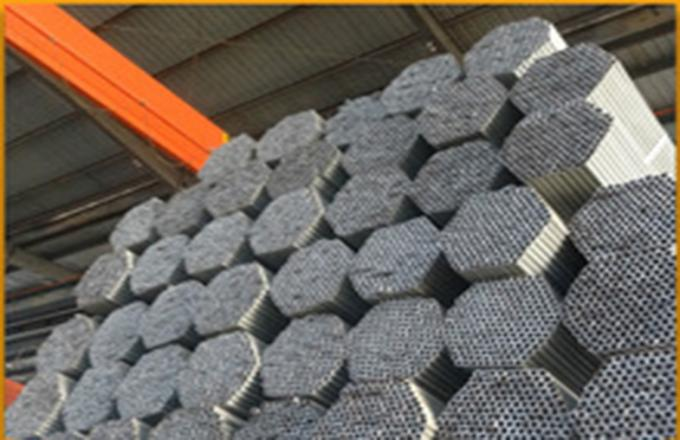 Galvanized Pipe Structural Steel Sections GI Pipe For Construction