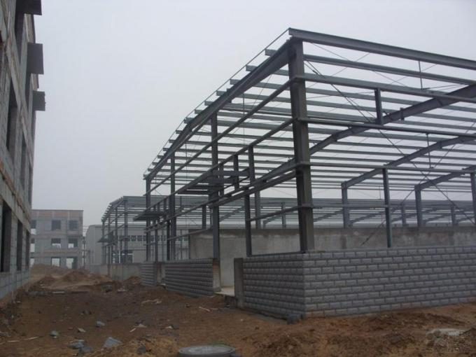 ISO Standard Agricultural Poultry Farm Structure For Cold Storage 12000㎡