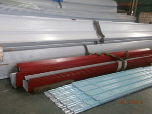 China Hot - Dip Galvanized Workshop Steel Structure Of  Galvanized C & Z  Roof Purlins supplier