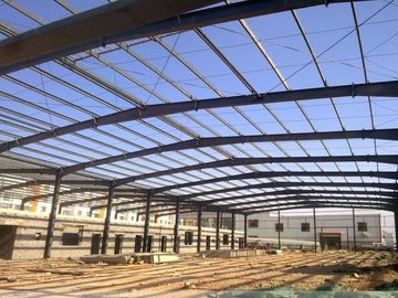 China Light Poultry Farm Steel Framing House High Strength Structural Steel Angles supplier