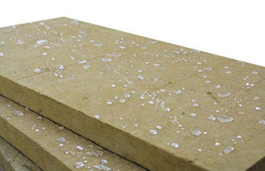 China Eco Friendly Exterior Wall Rock Wool Insulation Materials For Walls supplier