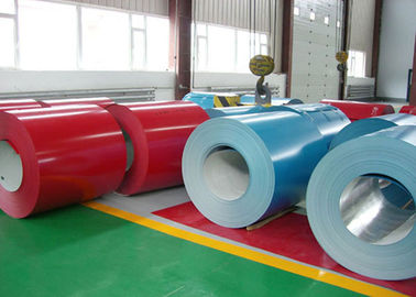 China Hot Dipped Galvanized Steel Sheet , Painting Galvanized Steel Roofing supplier