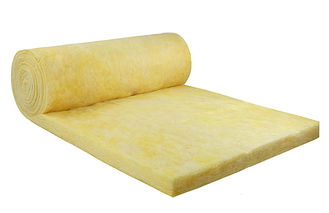 China Residential Exterior Wall Glass Wool Insulation Sound Proofing supplier