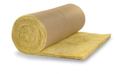 China High Performance Ceiling  Fiber Glass Wool Insulation Eco Friendly supplier
