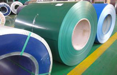China Hot Dipped Prepainted Galvalume Steel Coil for Steel With Good Mechanical Property supplier