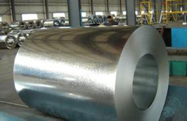 China 0.60mm Hot Dipped Galvanized Steel Coils / Sheet / Roll GI For Corrugated Roofing supplier