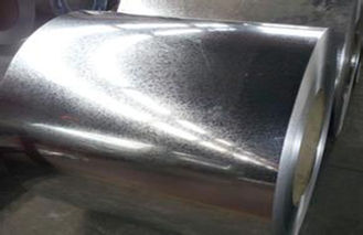 China Pre - Painting Cold Rolled Galvalume Steel Coil With Zinc Coated supplier
