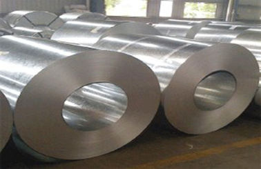 China Hot Dipping Cold Rolled Galvalume Steel Coil High Tension For Garage Door supplier