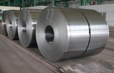China 0.12 - 2.5mm Thickness Cold Rolled Steel Coil Thermal Resistance supplier