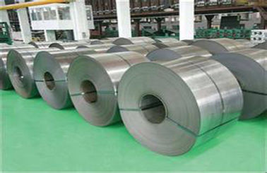 China High Strength Cold Rolled Steel Sheet Metal Waterproof Heat Resistance supplier