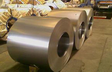 China Cold Rolled Strip Steel , Cold Rolled Steel Sheet Thickness 0.12 - 2.5mm supplier