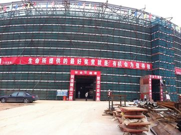 China High Rise Building Structures , Building House With Steel Frame supplier