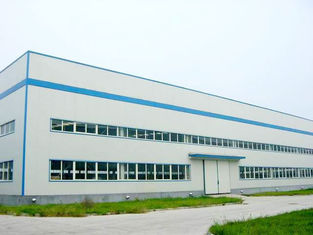 China Prefabricated Poultry Farm Steel Structures  For Vegetable and Fruit Storage supplier