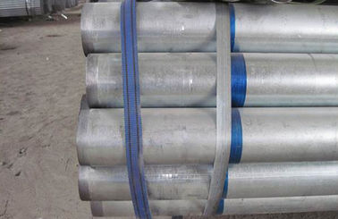 China 3MM Galvanized Pipe Structural Steel Sections GI Pipe For Pipelind supplier