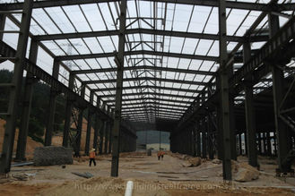China New Design Prefabricated High Rise Steel Structure Building For Sale supplier
