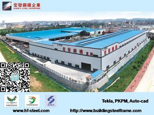 China Workshop Fabricate Steel Structure Buildings 100000 Square Meters supplier