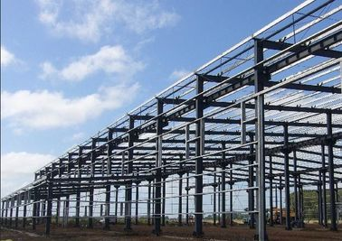 China Light Steel Poultry Farm Structure For Green Agriculture Industry supplier