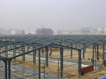 China Q345B Standard -New H Type Steel Structure Materials For Workshop & Warehouse supplier