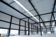 China Agricultural Steel Framed Buildings , Industrial Steel Structures company