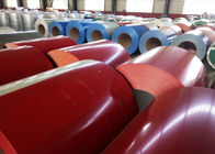 China Commercial Hot Dipped Color Coated Steel Coil Home Appliance Shell factory