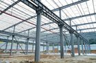 Good Quality Building Steel Frame & Economical Warehouse Steel Structure Fabrication And Design Q345B & Q235B on sale