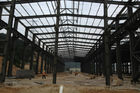 China Pre Fabricated High Rise Steel Structure Building For Railway Station factory