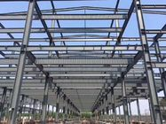 Cheap Price Garage Steel Frame For  Africa Country Industrail Parks-Workshops