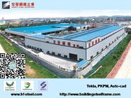 Good Quality Building Steel Frame & Workshop Fabricate Steel Structure Buildings 100000 Square Meters on sale