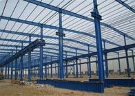China Painting Steel Space Frame Structures For Storage Shed GB Standard factory