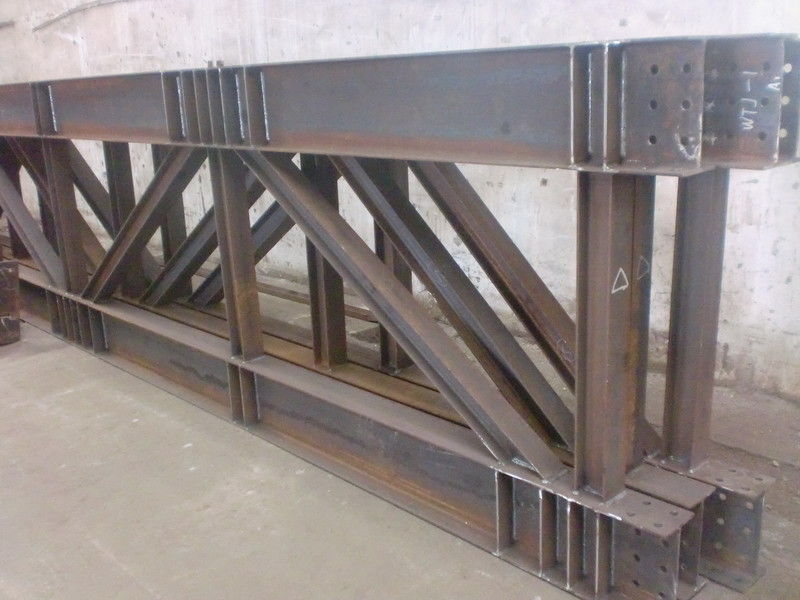 Truss steel buildings lightweight prefabricated steel for Prefabricated wood trusses