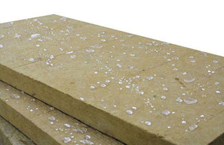 Eco Friendly Exterior Wall Rock Wool Insulation Materials