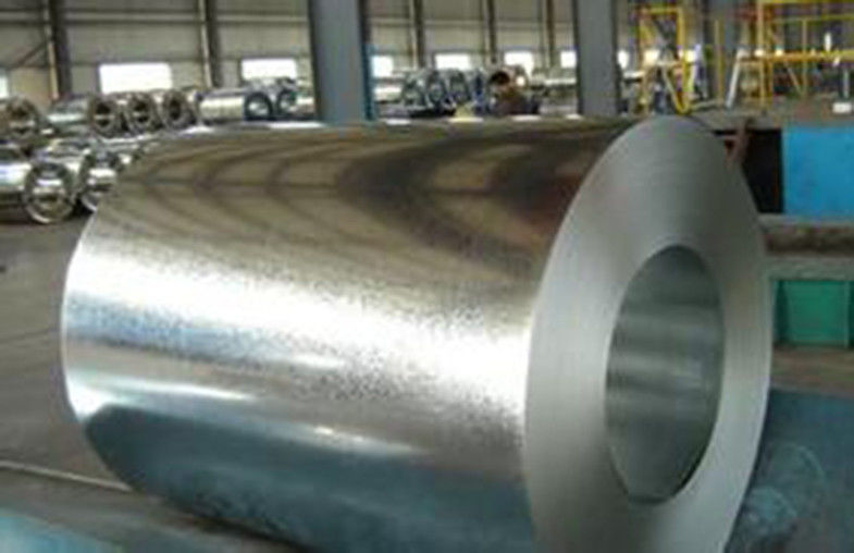 0 60mm Hot Dipped Galvanized Steel Coils Sheet Roll Gi