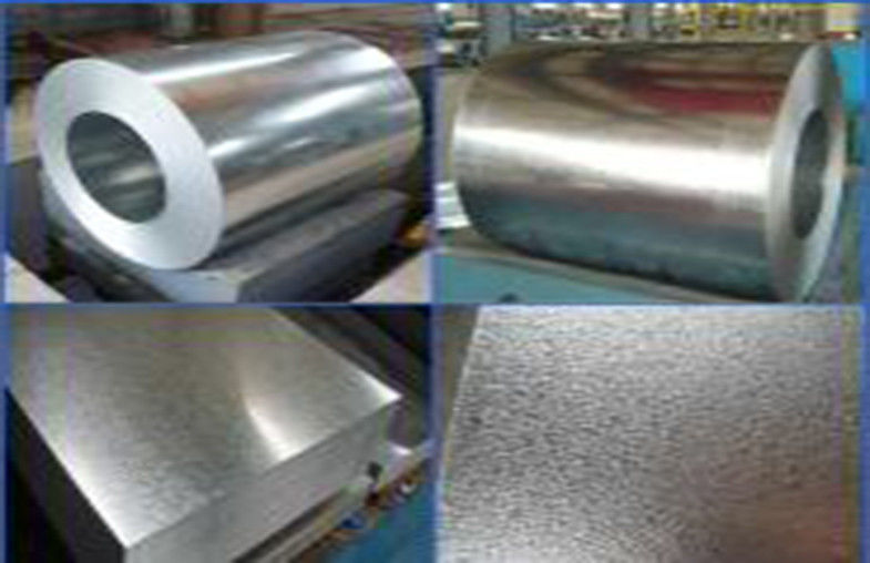 Hot Dipped Galvalume Steel Coil / Sheet / Roll GI For Corrugated Roofing Sheet