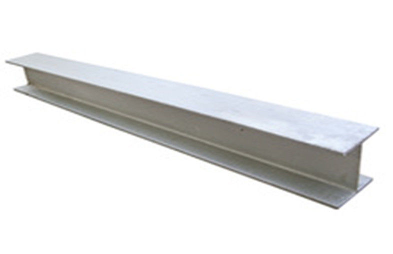 Galvanized rolled sections structural steel i beam flat