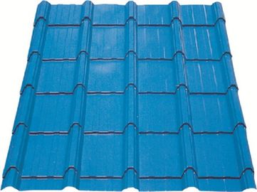 China Box Section Insulated Steel Roofing Sheets Weather – Resistant factory