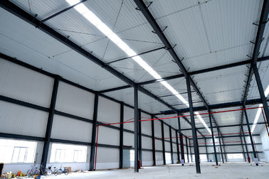 China Agricultural Steel Framed Buildings , Industrial Steel Structures distributor