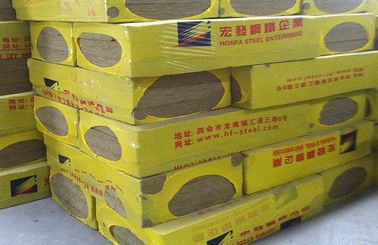 China 30mm Flame Resistant Wool Rock Insulation For Walls And Ceilings distributor