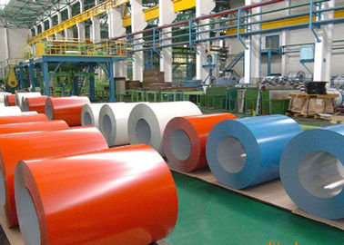 China Electro Galvanizing Prepainted Galvanized Steel Coil For Steel Framing distributor