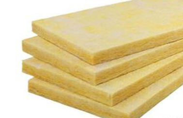 China Eco Friendly Heat Proof Glass Wool Thermal Insulation In Building distributor
