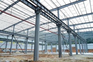 China Economical Warehouse Steel Structure Fabrication And Design Q345B & Q235B distributor