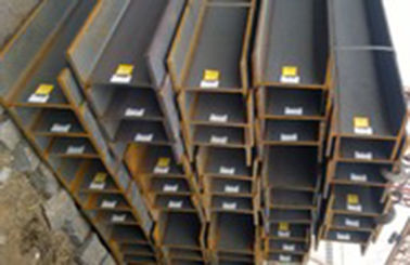 China Hot Rolled H Beam Structural Steel Sections Construction Steel distributor